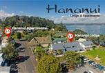 Location vacances Russell - Hananui Lodge and Apartments-2