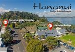 Location vacances  Nouvelle-Zélande - Hananui Lodge and Apartments-2