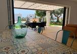 Location vacances Sant Lluís - Villa Biniblanc con jardin y piscina privada-2