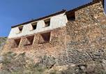 Location vacances Santa Cruz de Moncayo - Casa rural Purujosa-2