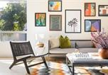 Location vacances San Diego - Mila by Avantstay - Modern Apartment in Little Italy w/ Rooftop and Deck-1