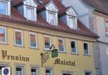 Location vacances Oberaurach - Pension Maintal Eltmann-1