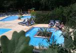 Camping  Acceptant les animaux Gironde - Camping Acacias Du Medoc-2