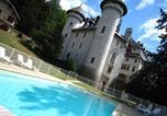 Location vacances Hotonnes - Vintage Castle in Serrieres-en-Chautagne with Terrace-2