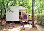 Camping avec Site nature Ruoms - Camping Arc en Ciel-3