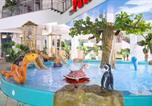 Villages vacances Łeba - Aquapark Health Resort & Medical Spa Panorama Morska-2