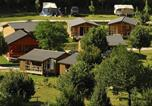 Camping avec Site nature Lanuéjols - Camping La Cascade-3