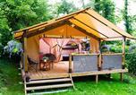 Camping en Bord de lac Saint-Martial-de-Nabirat - Camping Rives De Céou-4