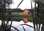 Location vacances Mrągowo - Domek Nad Rozlewiskiem-2