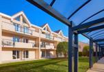 Hôtel Chevry - M3 Hotel & Residence Ferney Geneva Airport-4