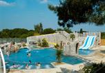 Camping avec Ambiance club Loire-Atlantique - Camping Domaine de Leveno -1