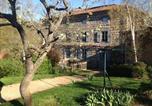 Hôtel Saint-Cirgues - Les Jardins d'Anna - Chambres d'hôtes-1