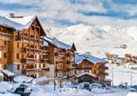 Villages vacances Mont Thabor - Lagrange Vacances Les Hauts de Comborcière-1