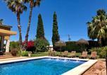 Location vacances Tibi - Chalet Alicante Experiencia Unica-1