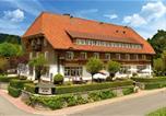 Location vacances Sankt Märgen - Hotel Hirschen-2