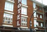 Hôtel Astorga - Hotel Villapaloma-1