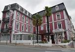 Hôtel Hautes-Pyrénées - Hôtel Acropolis-1