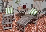 Location vacances Daytona Beach - Sandcastle Cottage-4