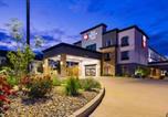 Hôtel Champaign - Best Western Plus Champaign/Urbana Inn