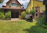 Location vacances Zamárdi - Zamardi Residence 150 meter to Beach with garden and terrasse-4