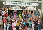 Camping avec Piscine La Bastide-Clairence - Capfun - Camping La Mer-1