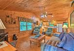Location vacances Bryson City - Bryson City Cabin with Private Hot Tub and Pool Table!-4