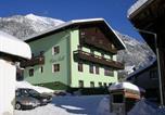 Location vacances Pettneu am Arlberg - Haus Matt-1