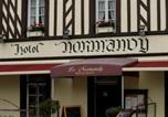 Hôtel Audembert - Le Normandy-1