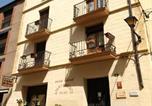 Location vacances Gratallops - Apartaments Falset-2