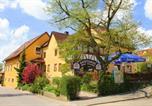 Location vacances Rothenburg ob der Tauber - Gasthaus zur Linde-1