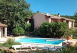 Location vacances Bagnols-sur-Cèze - Holiday Home Le Chêne - Srx100-1
