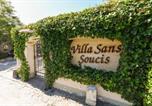 Hôtel 4 étoiles Cassel - B&B Villa Sans Soucis-1