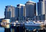 Location vacances Footscray - 1006pr Docklands 2 Bed Free Wifi #-4