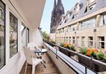 Hôtel Gare de Cologne - Callas am Dom-1