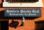 Hôtel Cuacos de Yuste - Casa Rural Parada Real-2