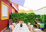 Location vacances  Cadix - House with 3 bedrooms in Rota with shared pool enclosed garden and Wifi-1