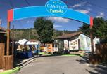 Camping avec Piscine Thueyts - Camping Paradis Family des Issoux-1