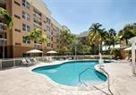 Hôtel Sunny Isles Beach - Courtyard by Marriott Miami Aventura Mall-2