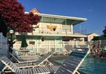 Hôtel Ocean City - Eden Roc Motel-1