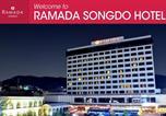 Hôtel Incheon - Ramada by Wyndham Songdo-1