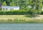 Camping  Acceptant les animaux Lorraine - Base de Loisirs du Lac de la Moselotte-3