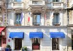 Hôtel 4 étoiles Eze - Hotel Le Grimaldi by Happyculture-1