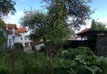 Location vacances Wald-Michelbach - Ferienwohnung Christiane - nagelneue, moderne Ferienwohnung mit Blick ins Grüne-1