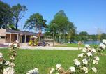 Camping en Bord de lac Côtes-d'Armor - Camping Aquarev-1