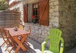 Location vacances Bédoin - Two-Bedroom Holiday Home in Beaumont du Ventoux-4