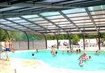 Camping avec Piscine Commequiers - Camping les Charmes-2