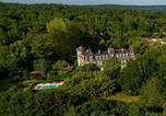 Hôtel 4 étoiles Uzerche - Chateau de Lalande - Les Collectionneurs-4