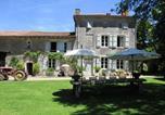 Hôtel Piégut-Pluviers - Limetree House-1