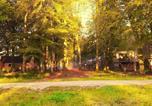 Camping avec WIFI Cricqueville-en-Bessin - Camping L'Etape en Forêt-1