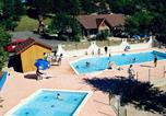 Camping avec Piscine Patornay - Camping Les Mérilles-4
